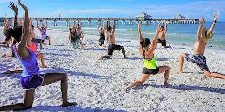 Yoga on The Beach Fundraiser tickets