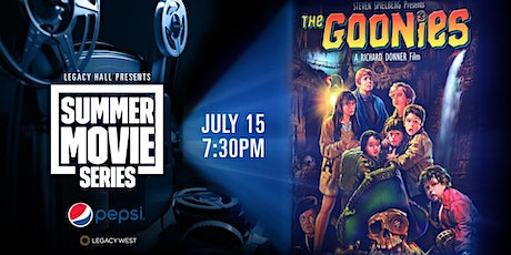Pepsi Summer Movie Series: The Goonies tickets
