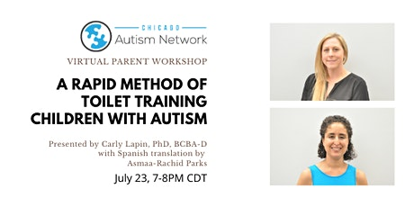 Parent Workshop: A Rapid Method of Toilet Training Children with Autism tickets