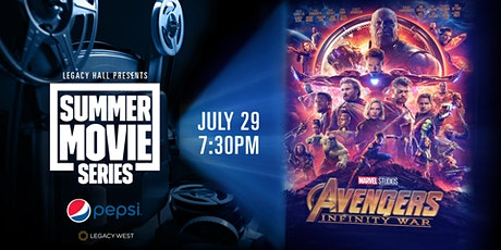 Pepsi Summer Movie Series: Avengers: Infinity War tickets