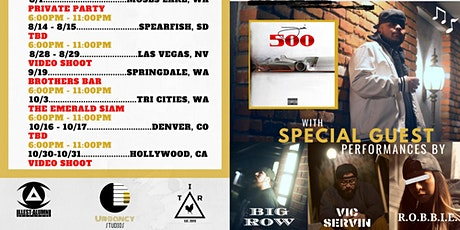 500 Tour (Springdale, WA) tickets