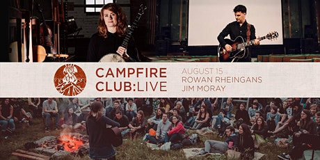 Campfire Club: Sheffield | Rowan Rheingans, Jim Moray tickets