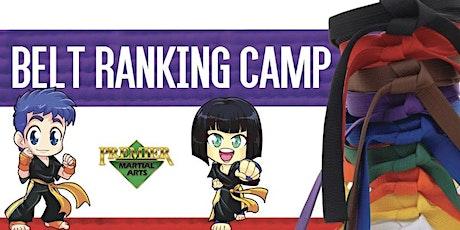 Belt Ranking Camp - West Linn tickets
