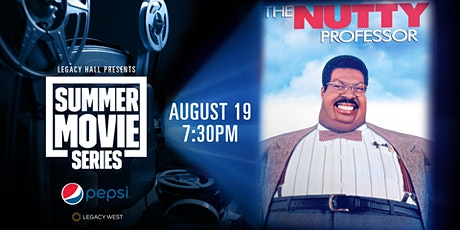 Pepsi Summer Movie Series: The Nutty Professor tickets