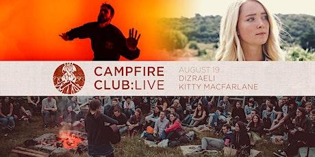 Campfire Club: Bristol | Dizraeli, Kitty Macfarlane tickets