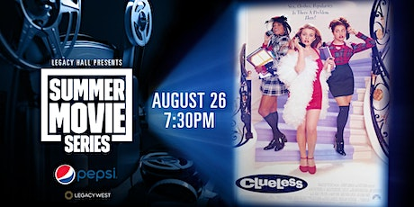 Pepsi Summer Movie Series: Clueless tickets