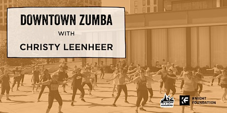 Downtown Zumba tickets