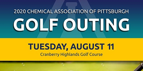 Chemical Association of Pittsburgh 2020 Golf Outing tickets