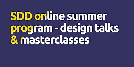 SDD online summer program 2020 tickets
