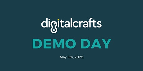 DigitalCrafts Atlanta Virtual Demo Day and Talent Showcase! tickets