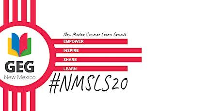 New Mexico Summer Learn Summit 2020  #NMSLS20 tickets