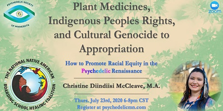 Plant Medicines and Indigenous Peoples' Rights Tickets