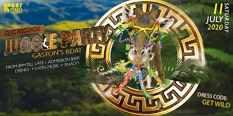 """JUNGLE PARTY' tickets"