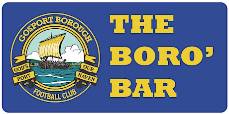 Boro' Bar Relaunch ! tickets