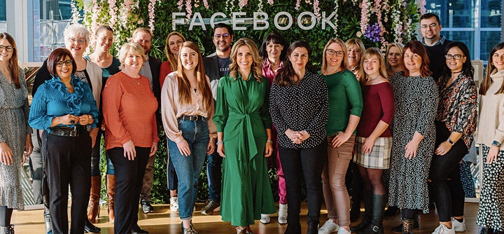 She Means Business: Digital wellbeing for female founders image