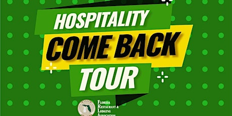 FRLA Hospitality Come Back Tour Event #6 tickets