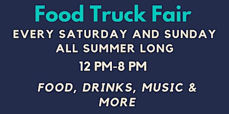The Boulevard Food Truck Fair tickets