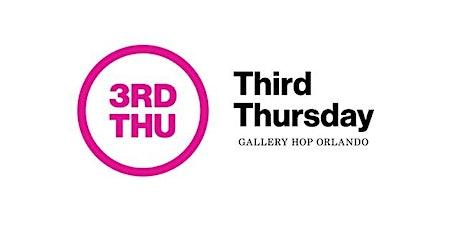 3rd Thursday at CityArts- Opening Night Reception tickets