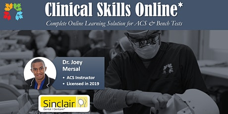 Clinical Skills Online (Launch) tickets