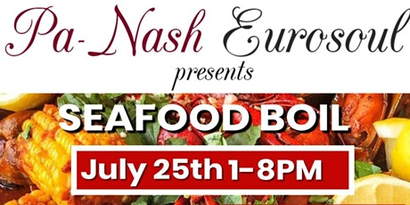 Pa Nash Annual Summer Seafood Boil! tickets