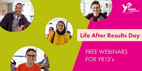Life After Results Day: Live Webinar tickets