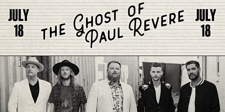 The Ghost of Paul Revere at the Drive-In tickets