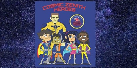 Berean's Virtual VBS -2020 Cosmic Zenith Heroes tickets