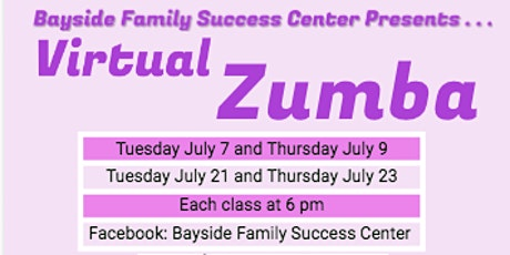 Virtual  Family Zumba biglietti