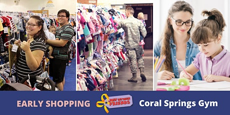 Early Shopping | JBF Coral Springs | Aug 5 tickets