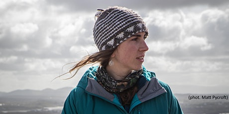 Female Master Class, an Interview with  trad climber, Chloe Condron. tickets