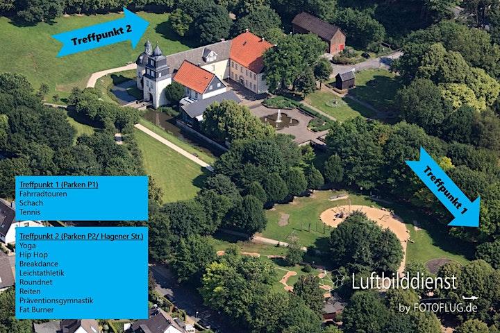 Sport im Park Schwelm 2020: Bild