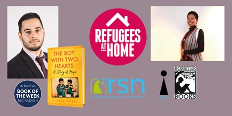 Hamed Amiri in conversation with Refugees At Home & Refugee Support Network tickets