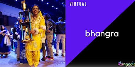 DONATION-BASED Virtual Bhangra Workshop with Sowmya tickets