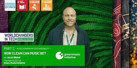 Accelerando of Sustainability - How Clean can Music Be? tickets