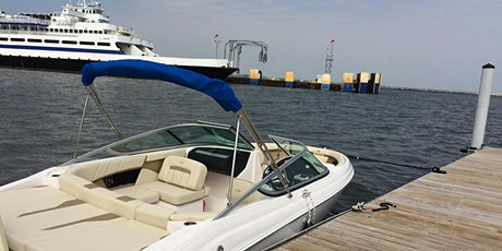 Freedom Boat Club - Lewes Ferry Terminal - Open House! tickets