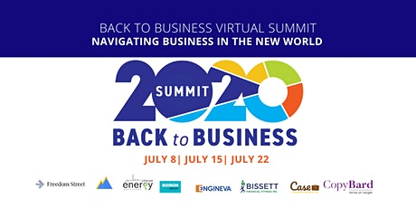 Back to Business 2020:  Navigating life and business in the New World tickets