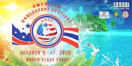 2020 American DanceSport Festival tickets