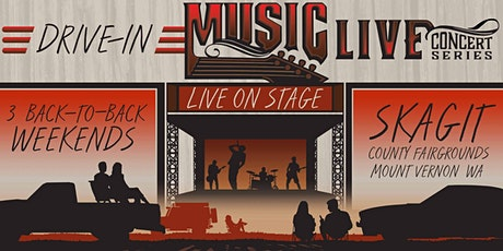 Drive-In Music Live Concert Series tickets