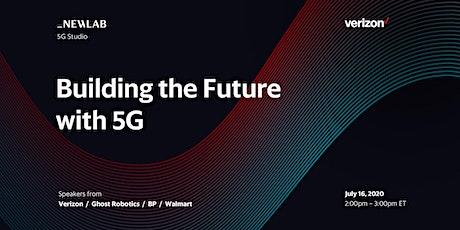 Building the Future with 5G tickets