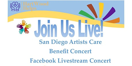 San Diego Artists Care tickets