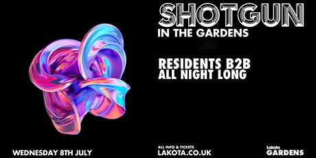 Shotgun Sessions in the Gardens (Liquid DnB special) tickets