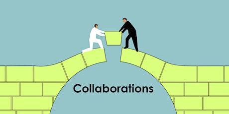 Leveraging  Collaborations to Meet Volunteer Needs tickets