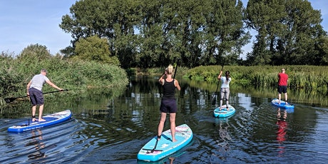 Stand-up Paddleboard River Safari For Beginners tickets