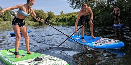 Learn to Stand-up Paddleboard With an ASI Accredited SUP School tickets