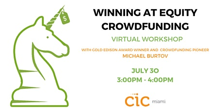 Winning at Equity Crowdfunding tickets