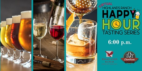 Virtual Highlands Ranch Happy Hour Series tickets