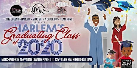 Harlem's Graduating Class of 2020 tickets