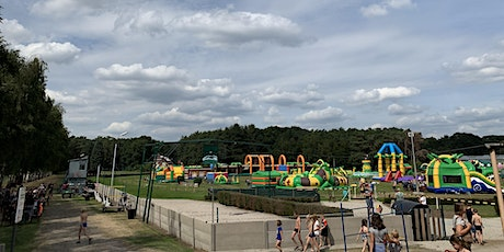 MEGA Jungle Jump Westerlo tickets