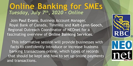 Online Banking for SMEs tickets