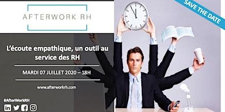Afterwork RH Bordeaux - L'écoute empathique, un outil au service des RH billets